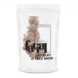 Eco Masters Facial Kit (500g Clay Powder + 50g Ointment)