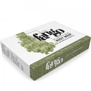 Eco Masters Fango Body Wrap Kit (500g Clay Powder + 2 Bandages)