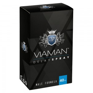 Image of Viaman delay Spray Bottle